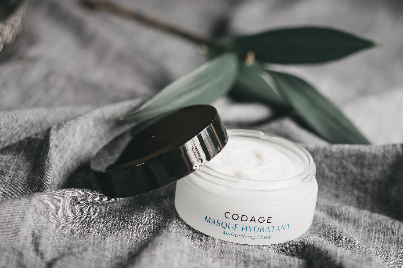 codage moisturizing mask söndagsmasken