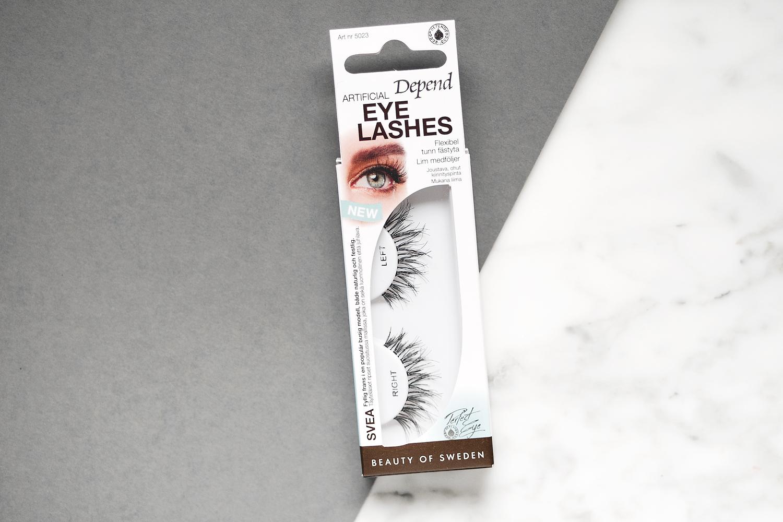depend artificial eyelashes 2018 svea