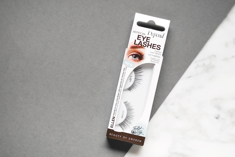 depend artificial eyelashes 2018 ellen