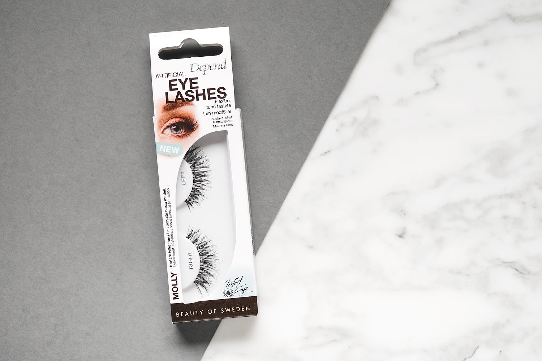 depend artificial eyelashes 2018 molly