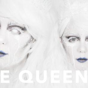 halloween ice queen makeup molkan tutorial guide