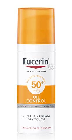 eucerin oil control spf 50