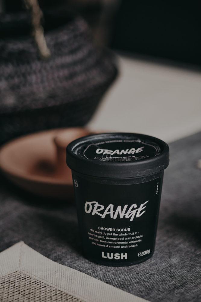 lush orange