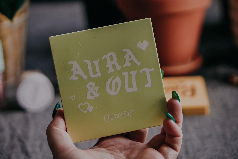colourpop aura & out